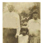 Gazel Krish (b. 1974) , Mary Kluiber (b. 1910) Annie Kluiber (1845-1920)
