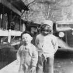 George B. Berry and Brenda Berry, 1948, Monaville, WV