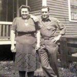 Martha Stepp Thompson and brother, Johnny Stepp Monaville, WV