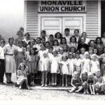 Monaville Union Church, Monaville, WV