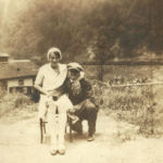 Monaville, WV. Mary Gold Chittum Vance and Bessie Chittum Thompson