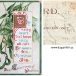 Bend, WV Postmark Postcard