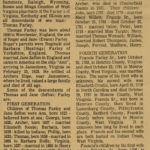 Farley Family Tree Logan Banner clipping