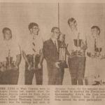 Chapmanville's Barney Thompson wins Junior Golf Tournament