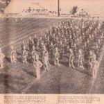 LHS Marching Band, Logan Banner, Sat. Jan. 15, 1966