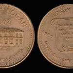 City of Logan 1852-2002 Coin.