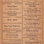1946 Logan & Midelburg Theatres