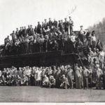 1948 Peach Creek Yard Workers