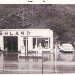 1961 Ashland Gas Station