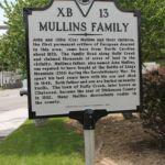 Mullins Family Historical Marker, Clintwood, VA
