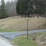 Robert Mullins Cemetery 3-28-2014