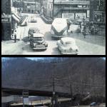 Monitor Junction 1948 & 2014.