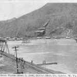 1908 Flood Waters at Mt. Gay