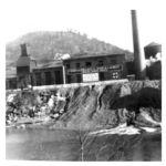 Peach Creek Rail Yard 12-26-1946 courtesy of Ralph McNeely