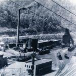 Railroad Yard at Peach Creek, Logan County, W. Va.