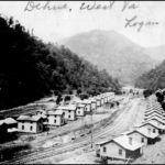 1917 Dehue Camp courtesy of Richard Flanigan