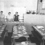 1955-1956 Cafeteria