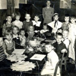 940s Classroom Thanksgiving
