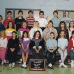 Dehue Chambers Elementary Grade 5 1988-89
