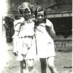 Reba Lycans and Frances Canllas