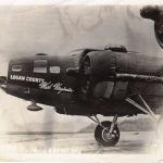 WW2 Plane Logan County WV