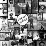 1943 Man High School - Boys in Service
