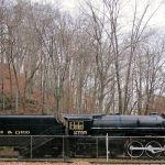 1947 Steam Locomotive