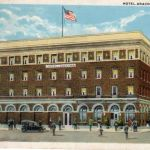 Aracoma Hotel, Logan WV  Postcard