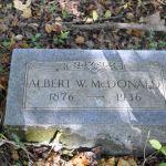 Albert W. Mcdonald
