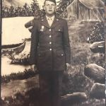 Basil Godby (James B. Godby) WWII killed in France courtesy of Michele Rylan Kahle