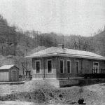 Blair, WV Train Depot