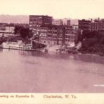 Kanawha River, Charleston, WV