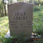 Brack Adkins (1899-1978)