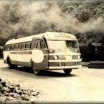 Buffalo Creek WV Bus - 1940s