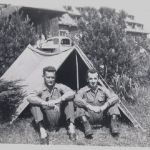 Camping in Czechoslovakia