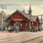 Charleston, WV Train Depot