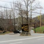 Chief Logan State Park Entrance