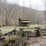 Chief Logan State Park Pioneer Cabin