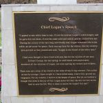 Chief Logan's Speech Plaque