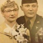 Cpt. Joseph Haydu and his wife, Gladys