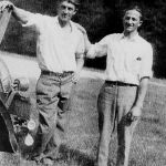 Dewey and Joe Hatfield -1927