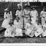 Easter Sunday at Yuma Church and School April 16 1922