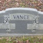 Elizabeth & Elder Meeken Vance