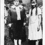 Gladys Minnick and Virginia Taylor - October 1926