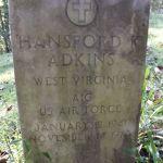 Hansford K. Adkins (1941-1973)