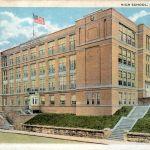 High School, Grafton, WV