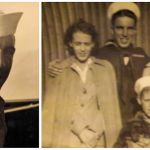 Jack Mullins (U.S Navy). Doneta, Jack, Vadah Vinson Mullins