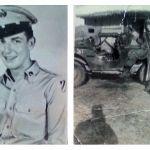 Sgt. Jack Starr in the Korean War.