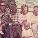 Jerry Bryant, Woodrow Vance, Sue Workman, and Virgie Vance