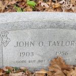 John O. Taylor